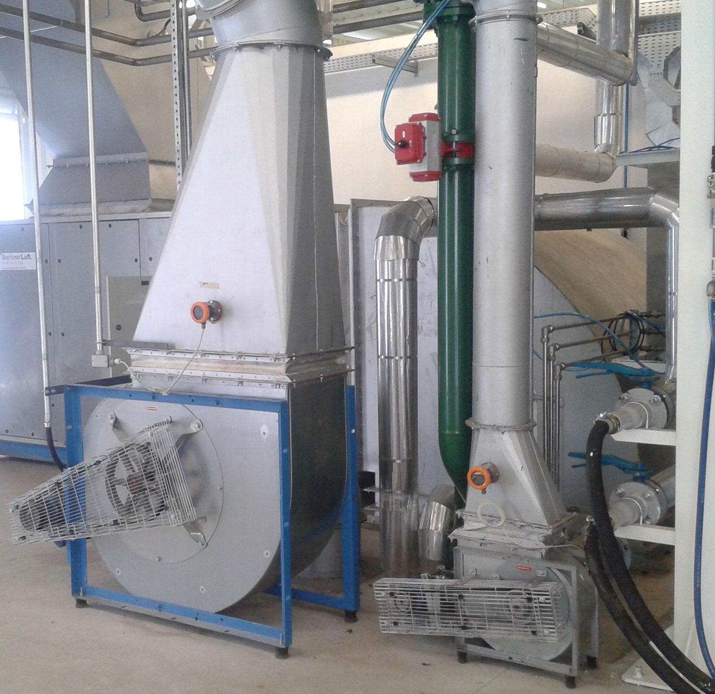 Ventilação Industrial – Polutec do Brasil #344965 1500 1455